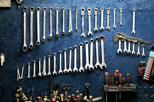 onderdelen op kenteken
